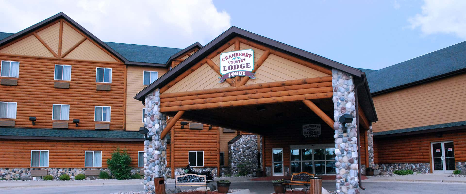 Cranberry Country Lodge Tomah Wisconsin Hotel And Lodging